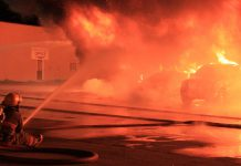 Kurs przeciwpożarowy
